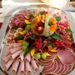 schinken-salamiplatte